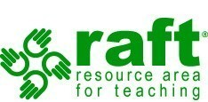 RAFT (Resource Area for Teaching) Logo