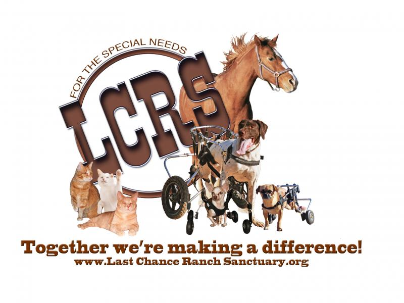 LAST CHANCE RANCH SANCTUARY Logo
