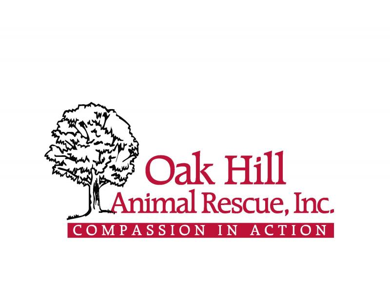 Oak Hill Animal Rescue Inc Logo