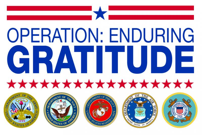 OPERATION: ENDURING GRATITUDE, INC. Logo