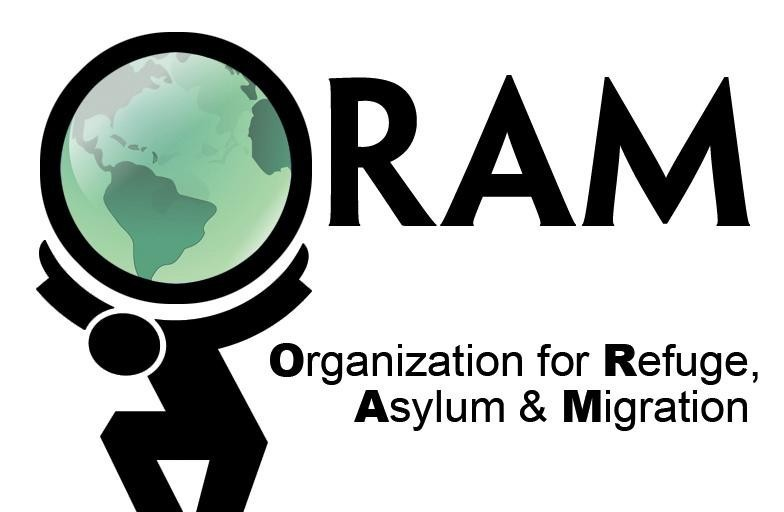 ORAM Organization for Refuge Asylum & Migration Logo