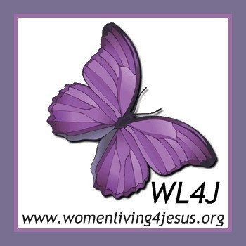 WOMEN LIVING 4 JESUS Logo