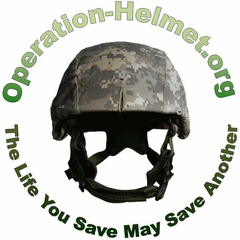 Operation Helmet Logo