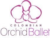 Colombian Orchid Ballet Logo