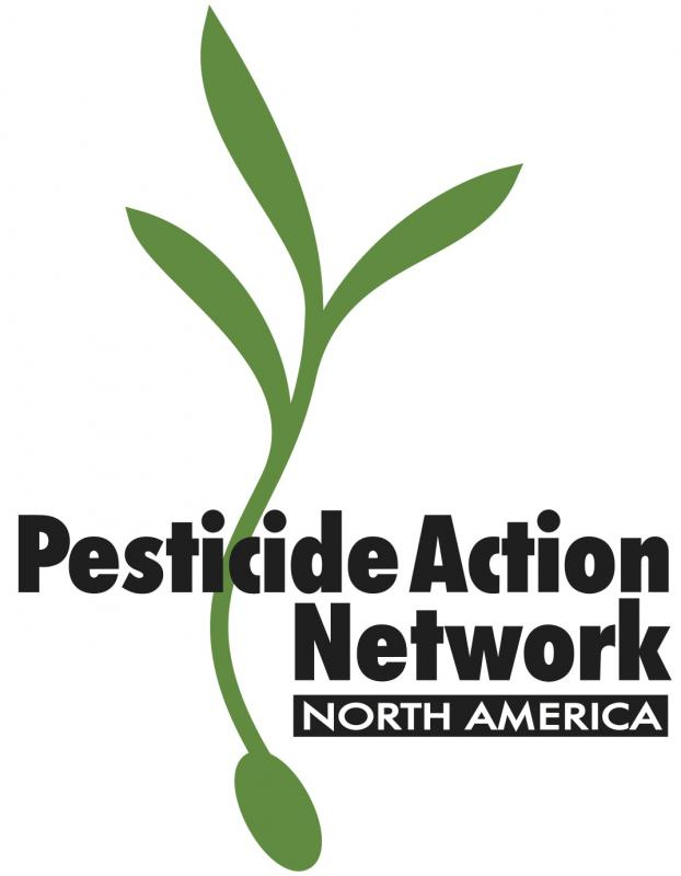 Pesticide Action Network North America Logo
