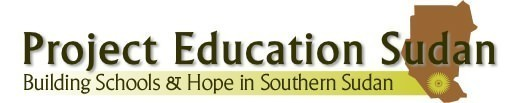 Project Education Sudan Logo