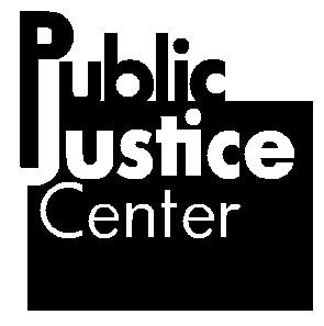 Public Justice Center Inc Logo