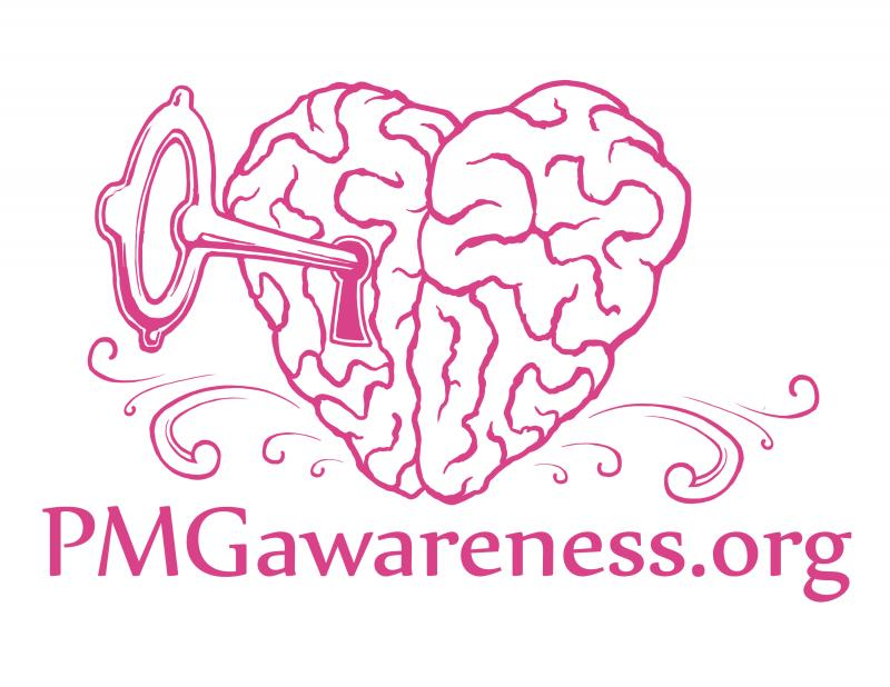PMG Awareness Organization, Inc. Logo
