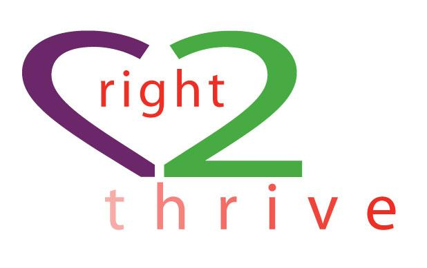 Right 2 Thrive Logo