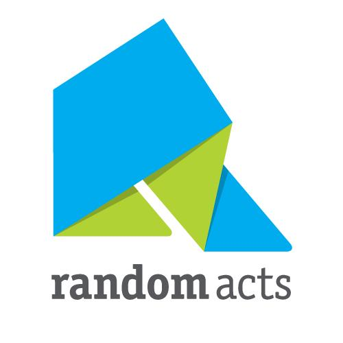 Random Acts, a Division of the Art Department, Inc. Logo