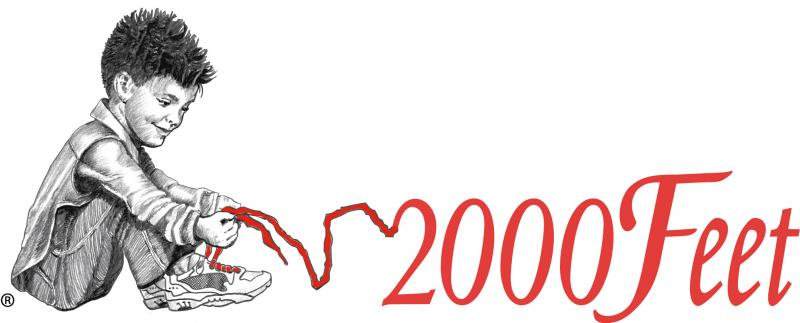 2000 Feet Inc Logo