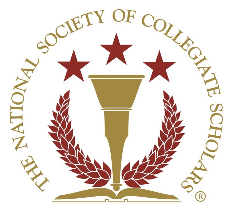 The National Society of Collegiate Scholars Logo