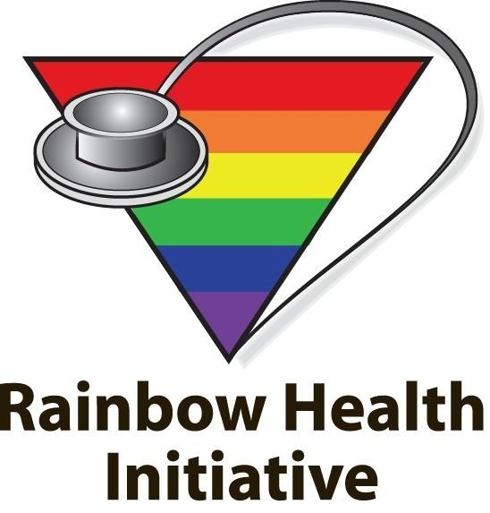 RAINBOW HEALTH INITIATIVE Logo