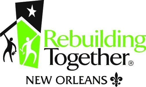 Rebuilding Together New Orleans Logo