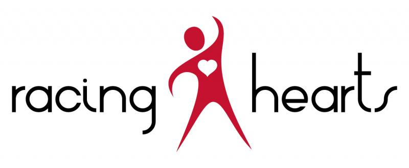 Racing Hearts Logo