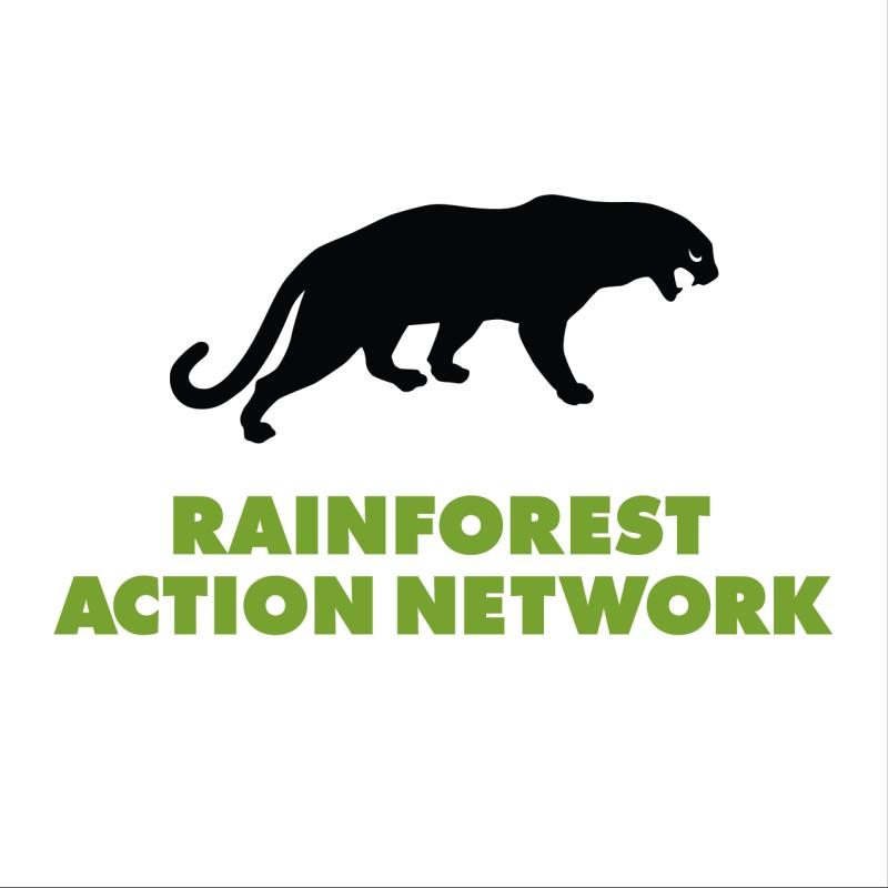 Rainforest Action Network Logo