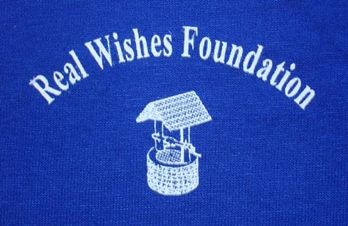 REAL WISHES FOUNDATION Logo