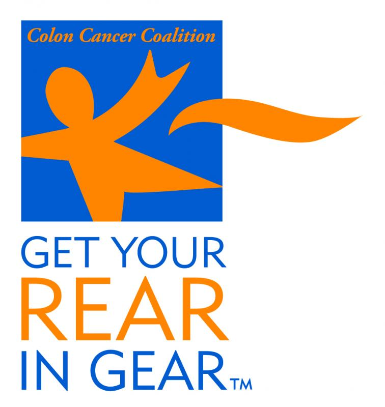 Get Your Rear in Gear Logo