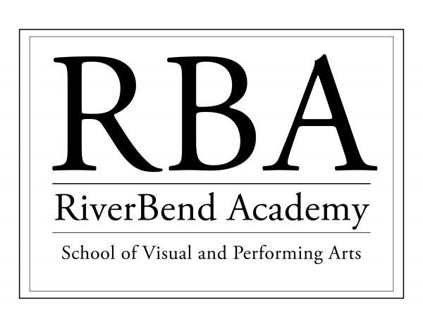 Riverbend Academy - School of Performing and Visual Arts Logo