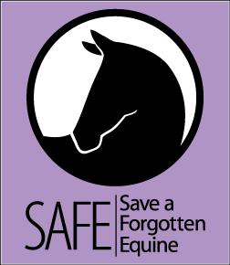 Save A Forgotten Equine Logo