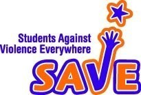 National Association of S A V E Students Against Violence, Inc. Logo
