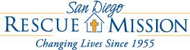 San Diego Rescue Mission Inc Logo