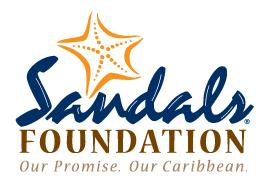 SANDALS FOUNDATION INC