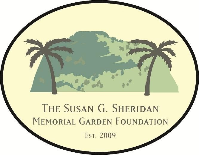 SUSAN G SHERIDAN MEMORIAL GARDEN FOUNDATION Logo