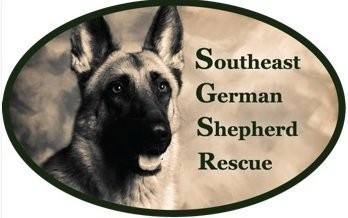 Southeast German Shepherd Rescue Logo