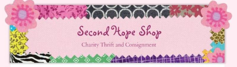 Second Hope Shop Logo