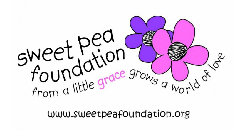 SWEET PEA FOUNDATION INC Logo