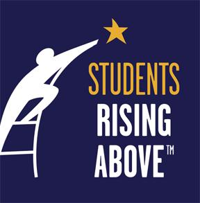 Foundation For Students Rising Above Logo