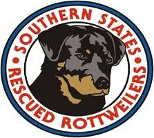 Southern States Rescued Rottweilers Inc Logo