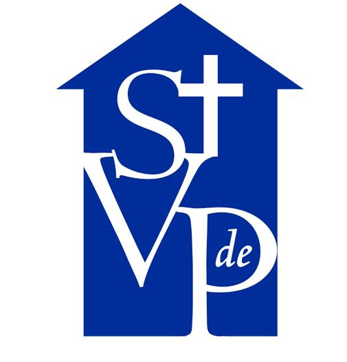 St. Vincent de Paul | Louisville Logo