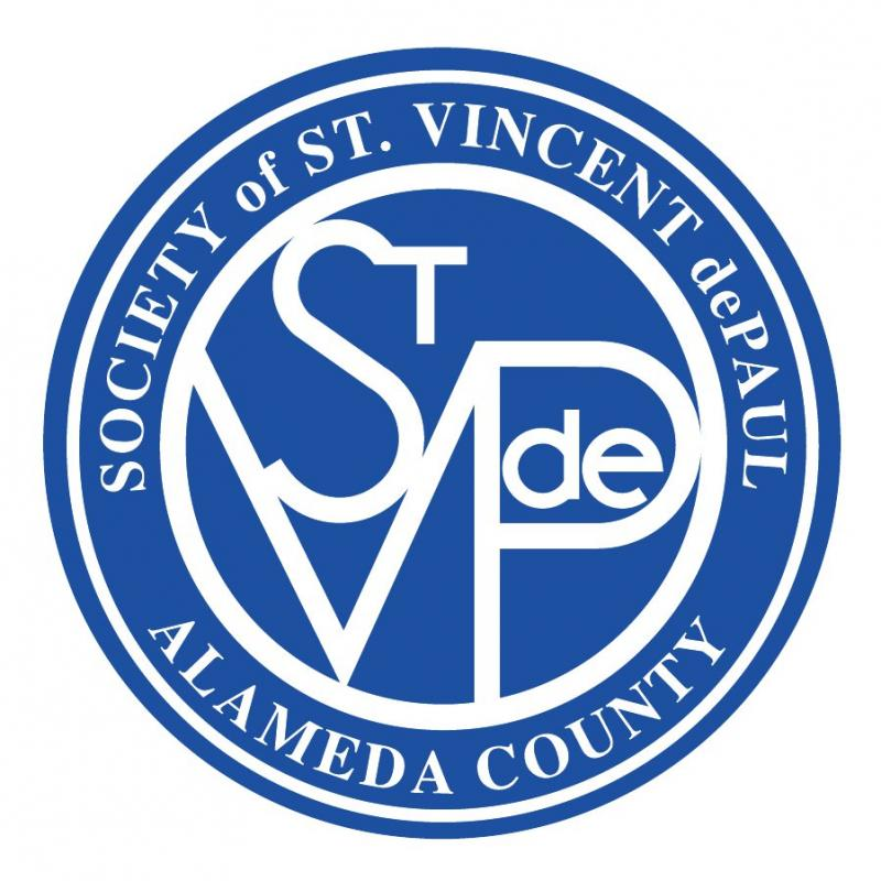 Society of St. Vincent de Paul of Alameda County Logo