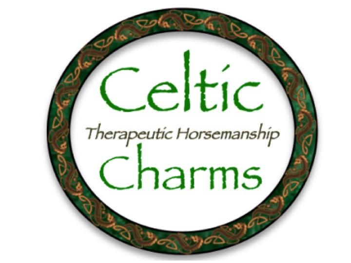 Celtic Charms Therapeutic Horsemanship Logo