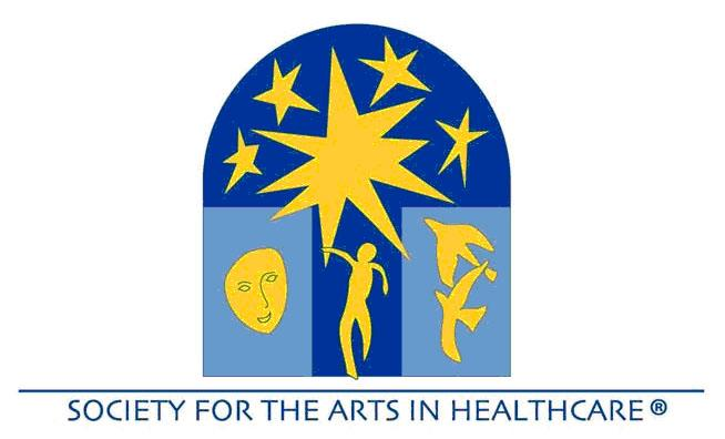 Society for the Arts in Healthcare Logo
