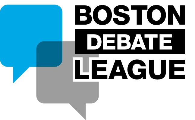 Boston Debate League Logo