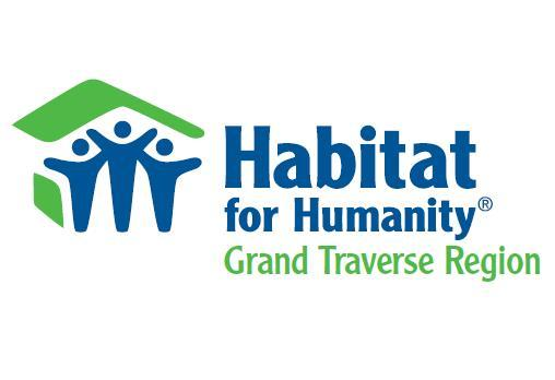 Habitat for Humanity, Grand Traverse Region Logo