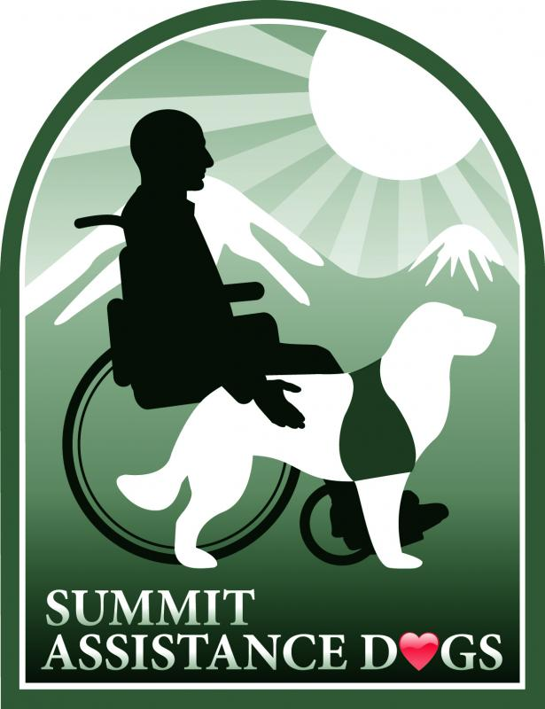 Summit Assistance Dogs Logo