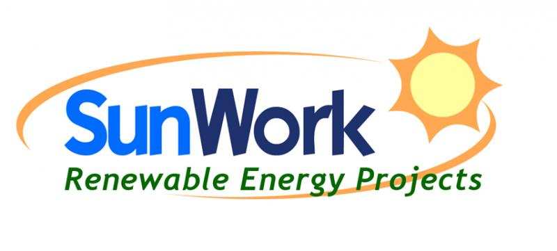 Sunwork Renewable Energy Projects Logo