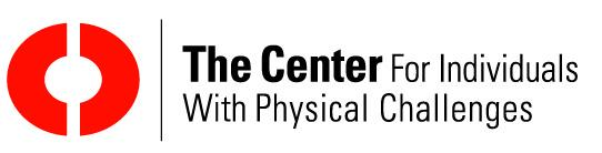 THE CENTER FOR INDIVIDUALS WITH PHYSICAL CHALLENGES LTD Logo