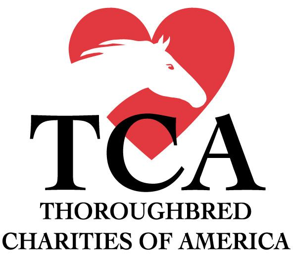 Thoroughbred Charities of America Logo