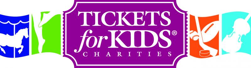 Tickets for Kids Charities Logo
