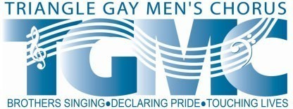 Triangle Gay Men's Chorus Logo