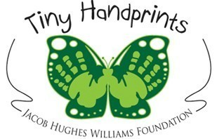 Tiny Handprints - The Jacob Hughes Williams Foundation Logo