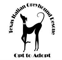 Texas Italian Greyhound Rescue Inc Logo