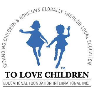 TO LOVE CHILDREN EDUCATIONAL FOUNDATION INTERNATIONAL INC Logo
