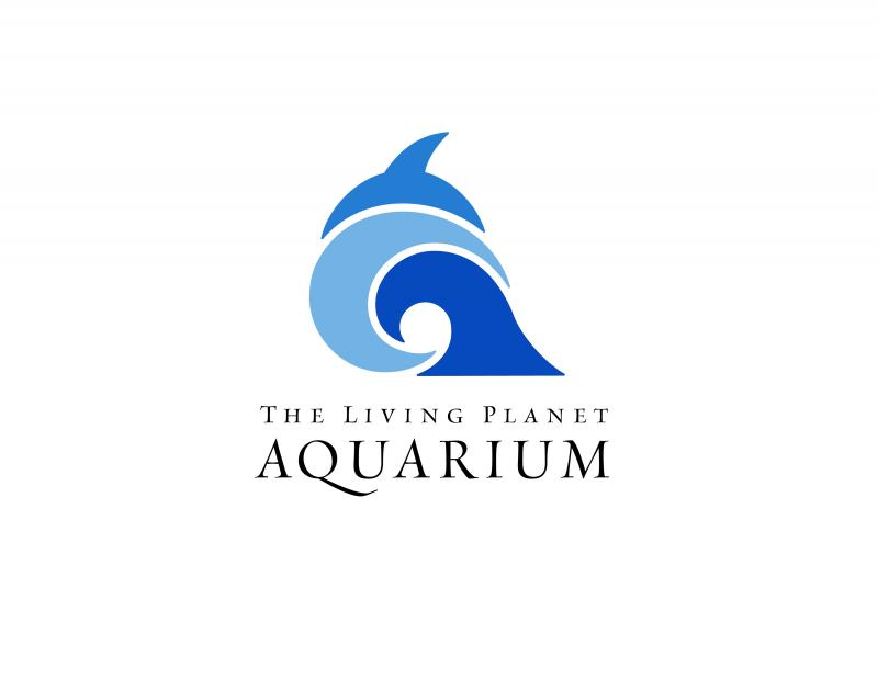 The Living Planet Aquarium Logo