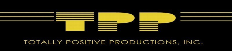 Totally Positive Productions Logo
